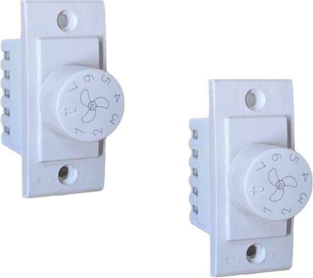 ashirwad SWITCH 7 STEP Step-Type Button Regulator