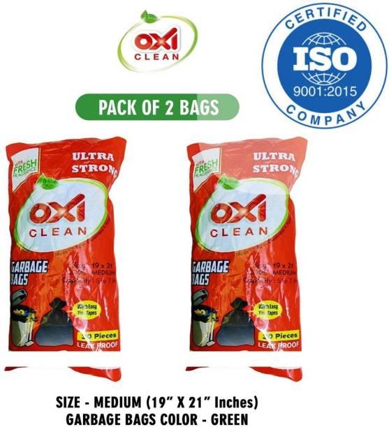 Oxi Clean grgreen02 Medium 2 L Garbage Bag