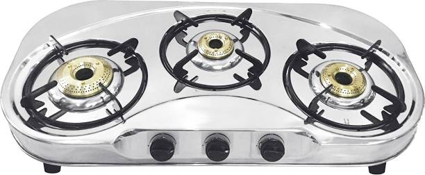 Kitchnx High Quality Steel Manual Gas Stove