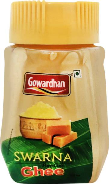 Gowardhan Swarna Ghee 100 ml Plastic Bottle