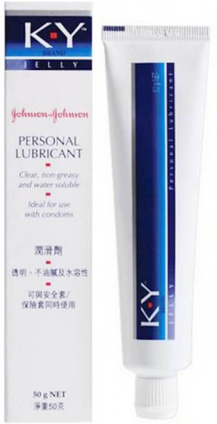THE NIGHT CARE K-Y JELLY Personal Lubricant For Men (150 g) Lubricant