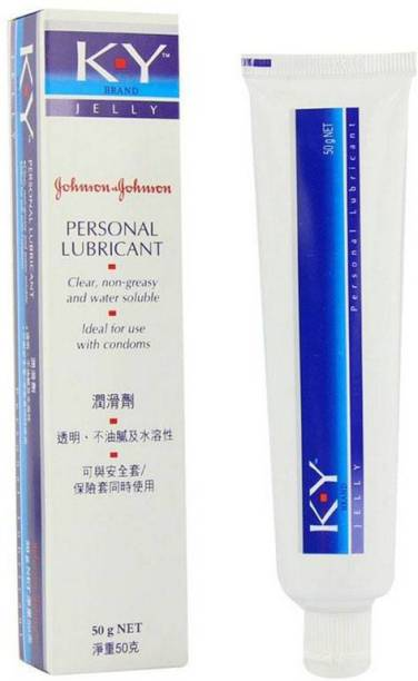 THE NIGHT CARE K-Y JELLY Personal Lubricant For Men (50 g) Lubricant
