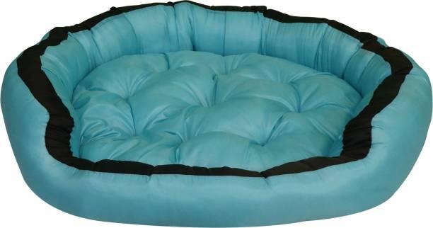 Hiputee Premium Waterproof Reversible Washable Dog Cat Pet Bed S Pet Bed