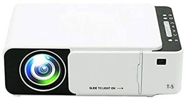 IBS T5 Smart Projector HD 3D WiFi miracast 3200 Lumens Home Cinema Projector Portable Projector