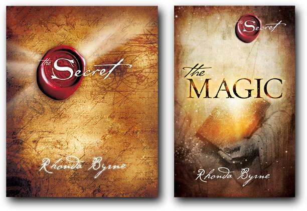 The Secret + The Magic | Combo Of Two Books