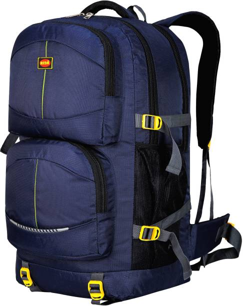RIDA Hiking Mountaining Trekking Travel Bag pack & Rucksack- Blue