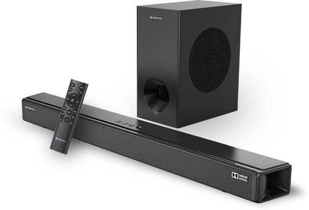 ZEBRONICS ZEB-JUKE BAR 9800 DWS Pro Dolby Atmos With Wireless Subwoofer 450 W Bluetooth Soundbar