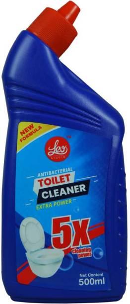 leo liquid toilet and bathroom cleaner Lemon Liquid Toilet Cleaner