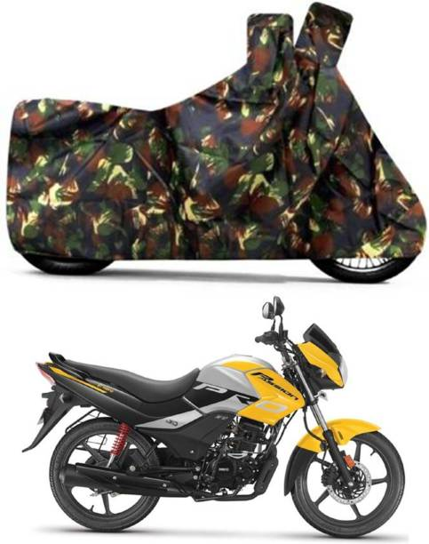 RONISH Two Wheeler Cover for Hero