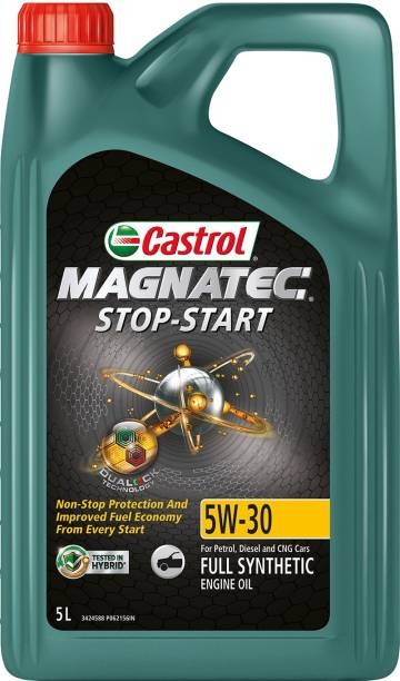 Castrol Magnatec STOP-START 5W-30 API SN Full Synthetic Full-Synthetic Engine Oil