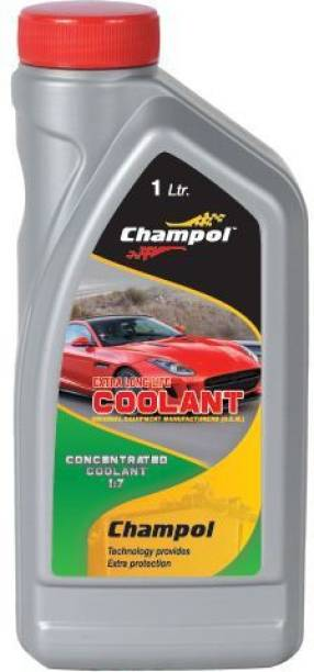 Champol 1:7 Concentrated Coolant 1:7 Concentrated Coolant Coolant