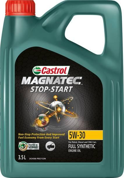 Castrol Magnatec STOP-START 5W-30 API SN Full Synthetic Full-Synthetic Engine Oil