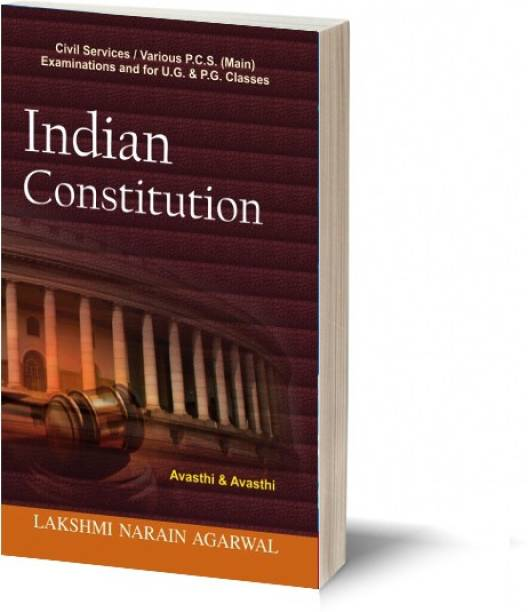 Indian Constitution Text Book