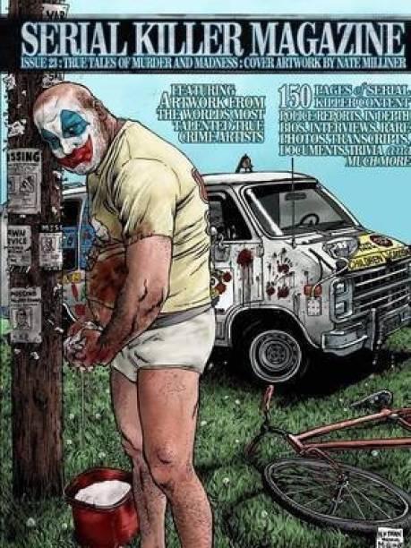 Serial Killer Magazine Issue 23