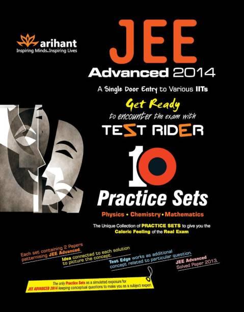 JEE Advanced 2014 - 10 Practice Sets