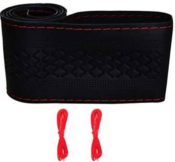 s mangalam Hand Stiched Steering Cover For Honda Baleno, WagonR, Etios Liva, Swift Dzire, Brio, Celerio, Ritz, Creta