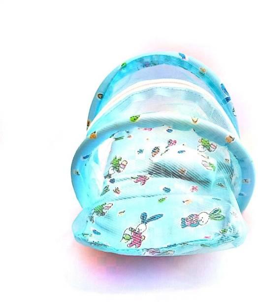 Gopal ji Collection Laddu Gopal Bed Cotton Net Bed Super Soft Quality 0 To 6 No size Laddu Gopa Cotton Pooja Chowki
