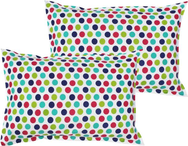 Flipkart SmartBuy Polka Cushions & Pillows Cover