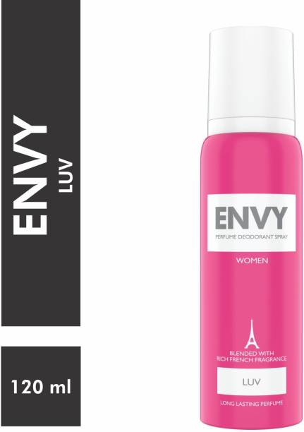 ENVY Luv Deodorant Spray  -  For Women