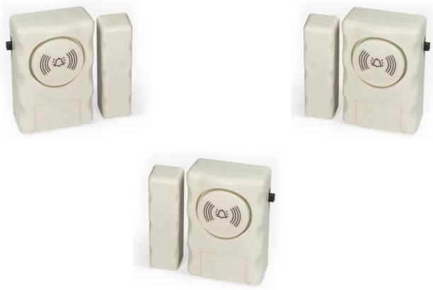Fedus door alarm sensor for home, door alarm for main door Pack 3 Door & Window Door Window Alarm