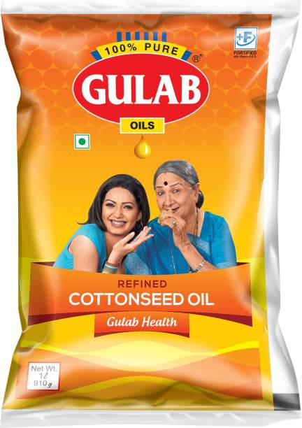 Gulab Health Cottonseed Oil Pouch