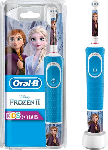 Oral-B Frozen Rechargeable Kids Electric Toothbrush
