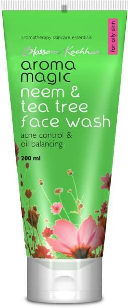 Aroma Magic Neem & Tea Tree  acne control Face Wash