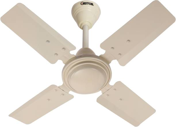 GESTOR GTR212 Ultra High Speed 24 Inch 600 mm Anti Dust 4 Blade Ceiling Fan