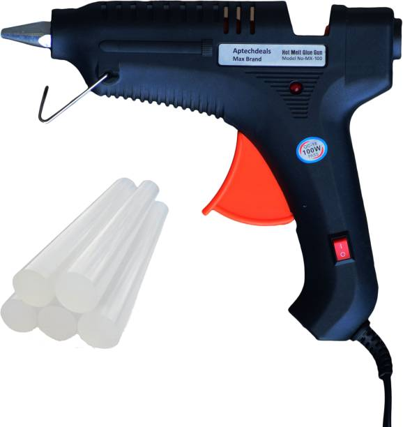 APTECHDEALS AP-GG11A042 High Temperature Corded Glue Gun