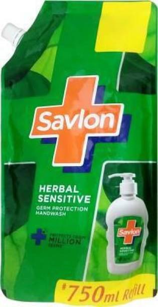 Savlon Herbal Hand Wash Pouch Hand Wash Pouch