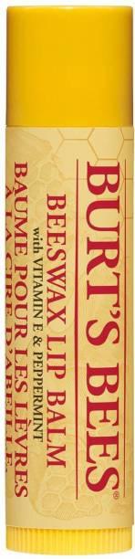 Burt'sBees BEESWAX LIP BALM Vitamin E & Peperment