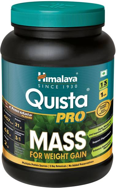 HIMALAYA Quista Pro Weight Gainers/Mass Gainers