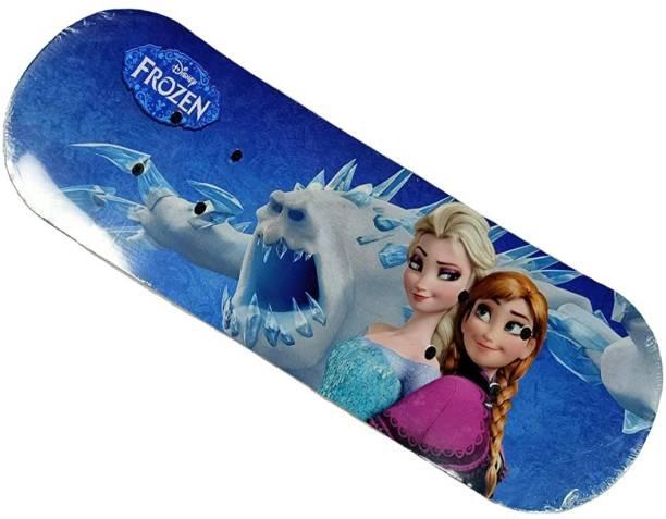 ZARTHA Disney Frozen Print 18 inch x 5 inch Skateboard