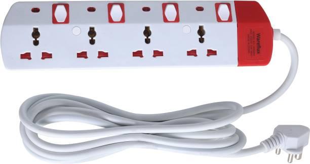 Wareflux WX4404 4  Socket Extension Boards