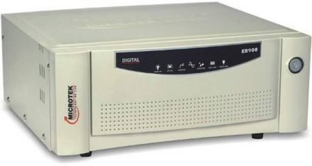 Microtek Inverter UPS EB 900 (800Va) 672 Watts Digital Inverter UPS