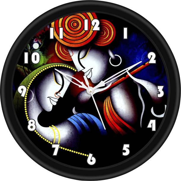 CAPIO ART Analog 26.5 cm X 26.5 cm Wall Clock