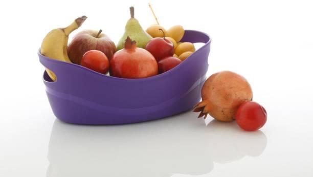PERFECTBELL Plastic Salad Bowl