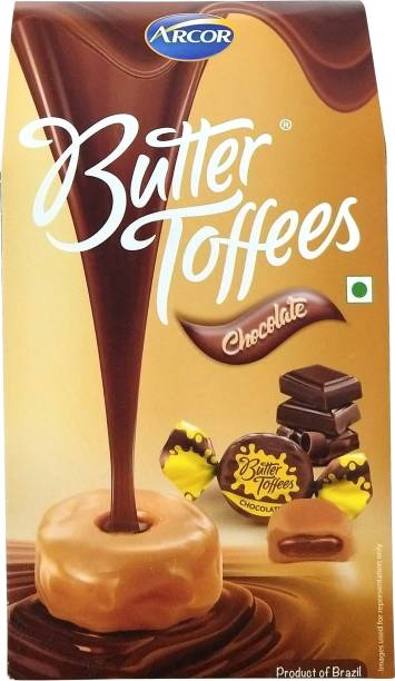 Arcor Butter Chocolate Toffee