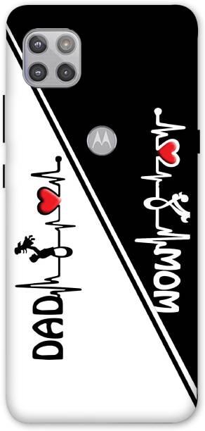 Power Back Cover for Motorola Moto G 5G
