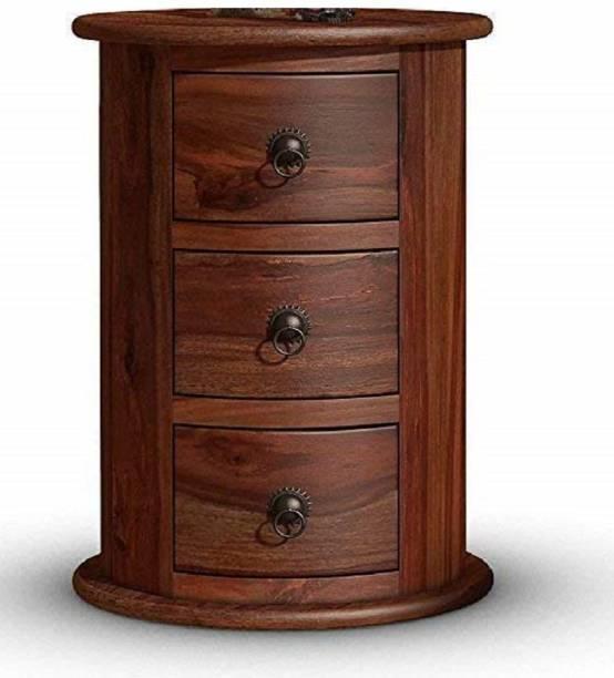 Stream Furniture Solid Wood Corner Table