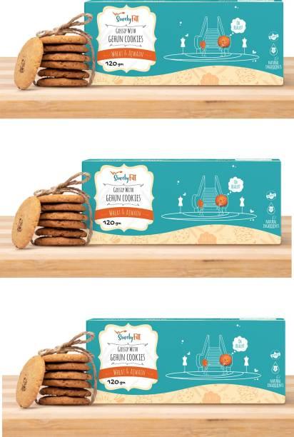 SurelyFitt Gossip With Gehun Cookies