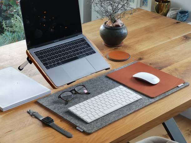 NSF Wood Portable Laptop Table