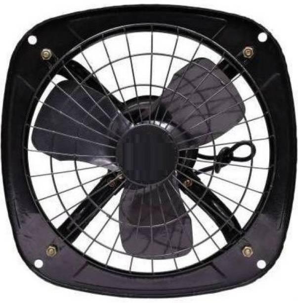 OTC Black 9Inch Exhaust Fan Heavy Duty 300 mm 3 Blade Exhaust Fan