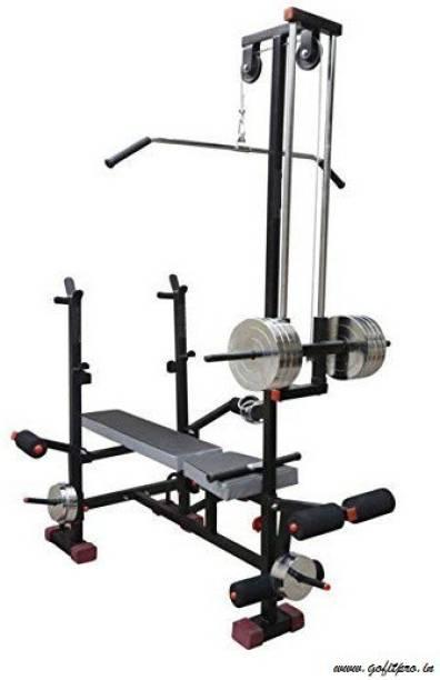 GoFiTPrO 20 in 1 bench Multipurpose Fitness Bench
