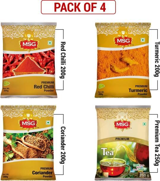 MSG 4 in 1 Premium spices Combo