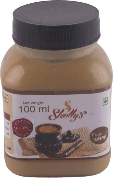 Shelly's Premium Ghee 100 ml Plastic Bottle