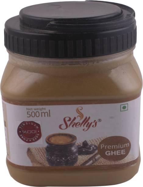 Shelly's Premium Ghee 500 ml Plastic Bottle