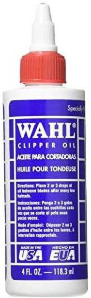 Wahl Pro- Clipper Oil For Hair Trimmers And Clippers - 118.3Ml (Original Version) Hair Accessory Set