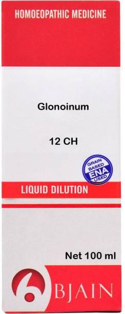 Bjain Glonoinum 12 CH Dilution