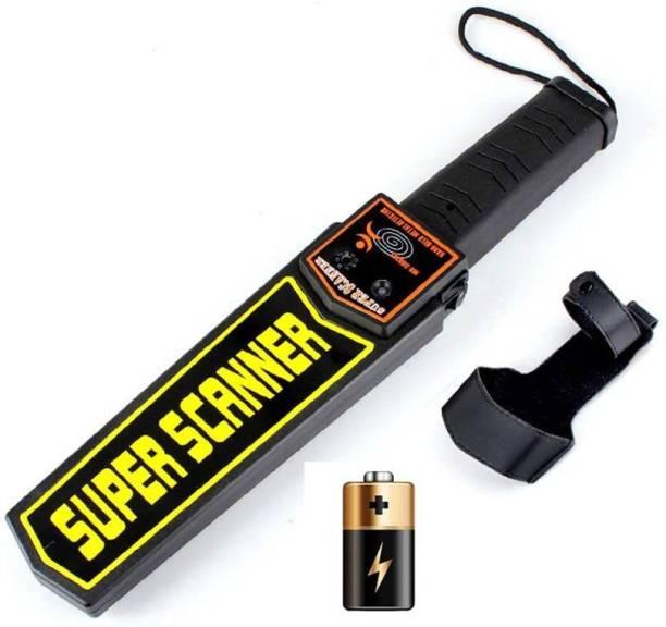 GSK Cut Portable Battery Operated Sensitivity Scan Handheld Metal Detector Wand Security Scanner Advanced Metal Detector